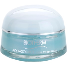 Biotherm Aquasource Eye Care Against Dark Circles And Swelling With Cooling Effect  15 ml
