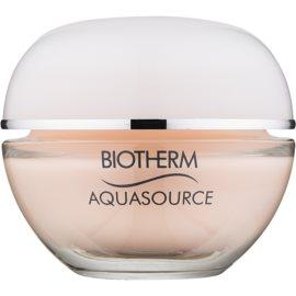 Biotherm Aquasource nährende und feuchtigkeitsspendende Creme für trockene Haut 30 ml