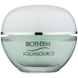 Biotherm Aquasource vlažilni gel za normalno do mešano kožo  30 ml