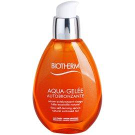 Biotherm Aqua-Gelée Autobronzante önbarnító szérum arcra  50 ml