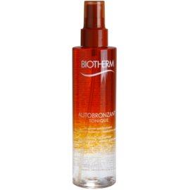 Biotherm Autobronzant Tonique óleo autobronzeador bifásico para corpo  200 ml