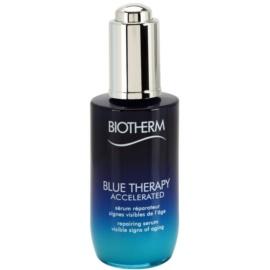 Biotherm Blue Therapy Accelerated ser revigorant impotriva imbatranirii pielii  50 ml