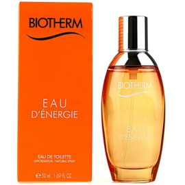 Biotherm Eau D'Énergie Eau de Toilette for Women 50 ml