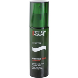 Biotherm Homme Age Fitness Advanced gel facial pentru noapte anti-imbatranire  50 ml