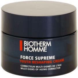 Biotherm Homme Force Supreme crema remodelatoare de zi pentru regenerarea si reinnoirea pielii  50 ml