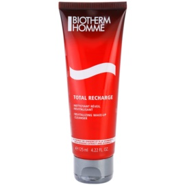 Biotherm Homme Total Recharge revitalizing cleansing gel  125 ml