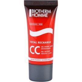 Biotherm Homme Total Recharge CC Gel CC gél az egészséges hatásért (Invisi-Pigment Technology) 30 ml
