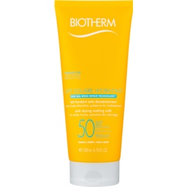 Biotherm Lait Solaire αντηλιακό γαλάκτωμα SPF 50+  200 μλ