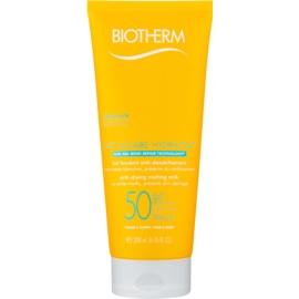 Biotherm Lait Solaire leche bronceadora SPF 50+  200 ml