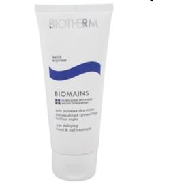 Biotherm Biomains hydratačný krém na ruky SPF 4   100 ml