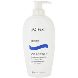 Biotherm Moisture telové mlieko hydratačné pre všetky typy pokožky  400 ml