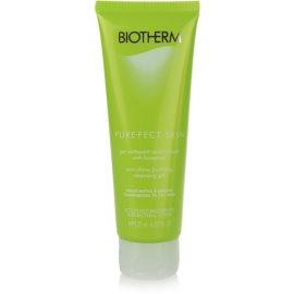 Biotherm PureFect Skin čisticí gel pro problematickou pleť, akné  125 ml