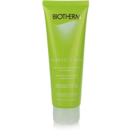 Biotherm PureFect Skin čistilni gel za problematično kožo, akne  125 ml