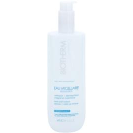 Biotherm Biosource apa pentru  curatare cu particule micele pentru toate tipurile de ten, inclusiv piele sensibila  400 ml