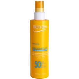Biotherm Spray Solaire Lacté Hydraterende Bruinings Spray  SPF 50  200 ml