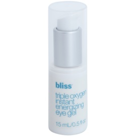 Bliss Skin Care gel hidratante para contorno de ojos con efecto alisante (Energizing Eye Gel) 15 ml