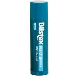 Blistex Medicated hydratační balzám na rty SPF 15 (To Soothe & Prevent Dry Lips) 4,25 g