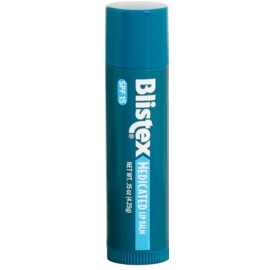 Blistex Medicated feuchtigkeitsspendendes Lippenbalsam LSF 15 (To Soothe & Prevent Dry Lips) 4,25 g