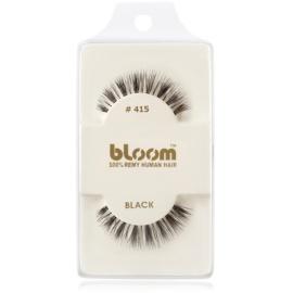 Bloom Natural Nepwimpers van Natuurhaar  No. 415 (Black) 1 cm