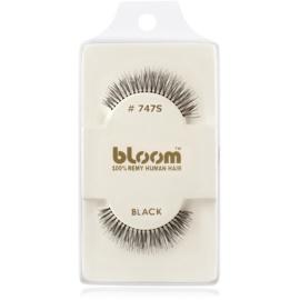 Bloom Natural Nepwimpers van Natuurhaar  No. 747S (Black) 1 cm