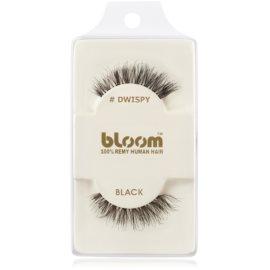 Bloom Natural Nepwimpers van Natuurhaar  (Dwispy, Black) 1 cm