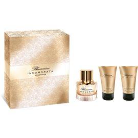 Blumarine Innamorata coffret cadeau I.  eau de parfum 30 ml + gel douche et bain 30 ml + lait corporel 30 ml
