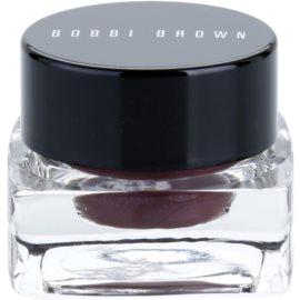 Bobbi Brown Long-Wear Cream Shadow dolgoobstojna kremasta senčila za oči odtenek 43 Black Violet 3,5 g