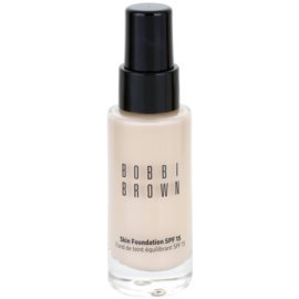 Bobbi Brown Skin Foundation hydratační make-up SPF 15 odstín 0 Porcelain 30 ml
