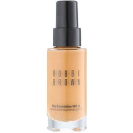 Bobbi Brown Skin Foundation make up hidratant SPF 15 culoare 6 Golden 30 ml