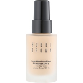 Bobbi Brown Skin Foundation Long-Wear Even Finish langanhaltendes Make-up LSF 15 Farbton 03 Beige 30 ml