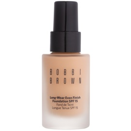 Bobbi Brown Skin Foundation Long-Wear Even Finish langanhaltendes Make-up LSF 15 Farbton 4 Natural 30 ml