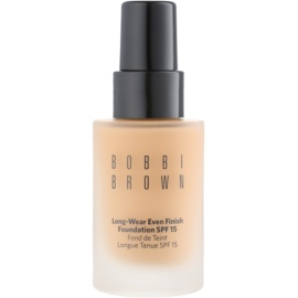 Bobbi Brown Skin Foundation Long-Wear Even Finish langanhaltendes Make-up LSF 15 Farbton 5 Honey 30 ml