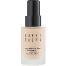 Bobbi Brown Skin Foundation Long-Wear Even Finish langanhaltendes Make-up LSF 15 Farbton 3,5 Warm Beige 30 ml