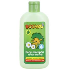 Bochko Care champô infantil com camomilla   200 ml