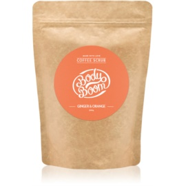 BodyBoom Ginger & Orange Coffee Body Scrub  200 g