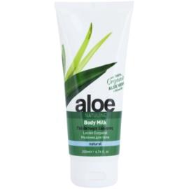Bodyfarm Natuline Aloe мляко за тяло  с алое вера  250 мл.