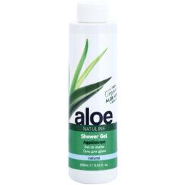 Bodyfarm Natuline Aloe tusfürdő gél aleo verával  250 ml