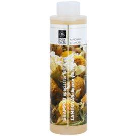 Bodyfarm Chamomile dětský šampon pro citlivou pokožku hlavy  250 ml