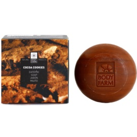 Bodyfarm Cocoa Cookies tuhé mýdlo  110 g