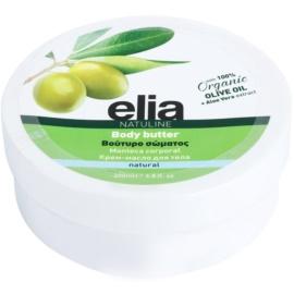 Bodyfarm Natuline Elia telové maslo s olivovým olejom  200 ml