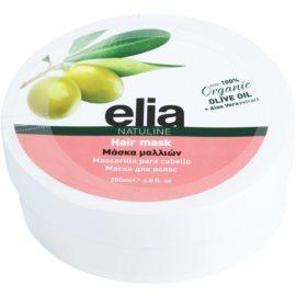 Bodyfarm Natuline Elia maska na vlasy s olivovým olejem  200 ml