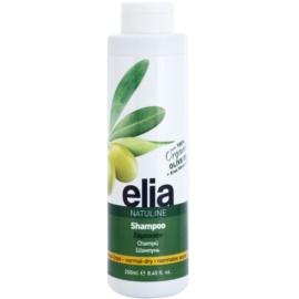 Bodyfarm Natuline Elia Sampon pentru parul normal spre uscat cu ulei de masline  250 ml