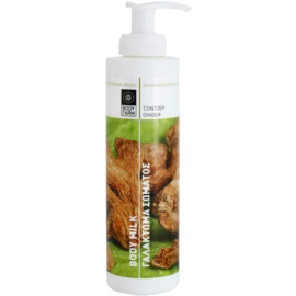 Bodyfarm Ginger telové mlieko  250 ml