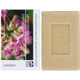 Bodyfarm Lavender trdo milo  125 g