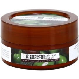Bodyfarm Olive Oil tělové máslo  200 ml
