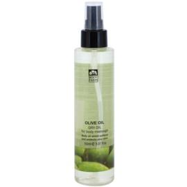 Bodyfarm Olive Oil masážní suchý olej  150 ml