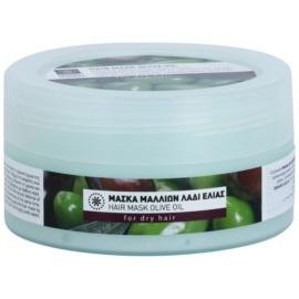 Bodyfarm Olive Oil máscara hidratante para cabelo seco  200 ml