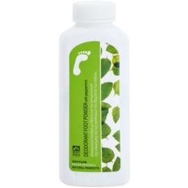 Bodyfarm Feet Care Peppermint pudrový deodorant na chodidla  125 g