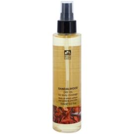 Bodyfarm Sandalwood masážní olej  150 ml