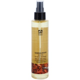 Bodyfarm Sandalwood masszázsolaj  150 ml